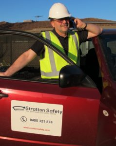 Lewis Stratton, Director Stratton Safety