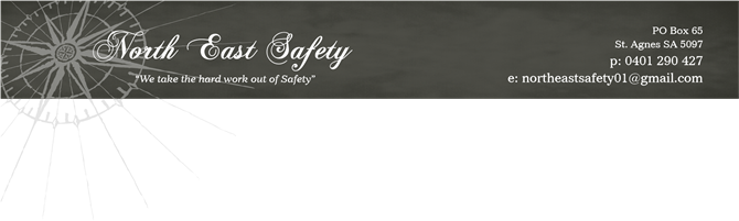 North East Safety Logo